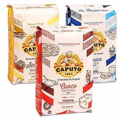 Mouka balení na zkoušku Caputo 3x1kg