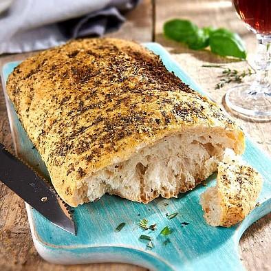 Toskánský bylinkový chléb Toscanello