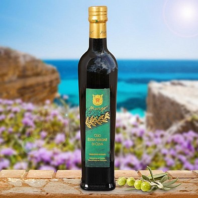 Murgo - extra panenský olivový olej ze Sicílie