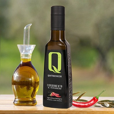 Olio Extra Vergine Bio Peperoncino