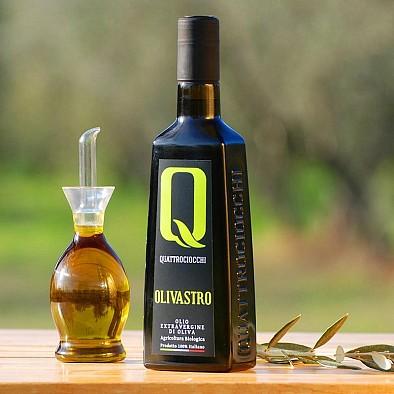 Olivastro - nejlepší italský olivový olej 2019