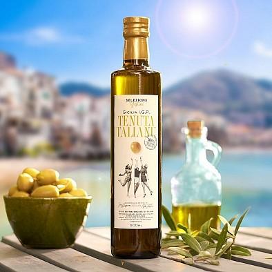 Tenuta Talianu - prémiový olivový olejI GP