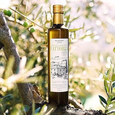 Antico Frantoio della Fattoria - Nejlepší olivový olej Itálie 2020