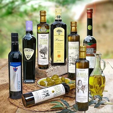 Olivový olej Selezione grande - výhodný balíček 8x
