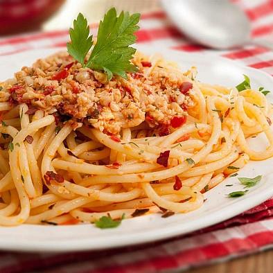 Směs koření na těstoviny česnek a chilli