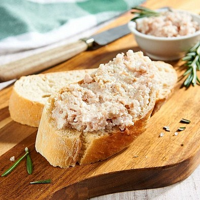 Pomazánka - pancetta krém