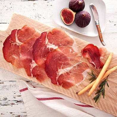 Culatello - krájený