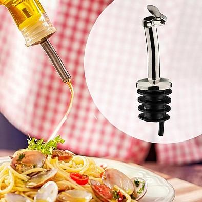 Výlevka olivového oleje - vhodná pro všechny lahve