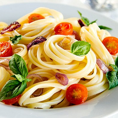 Linguine italské těstoviny
