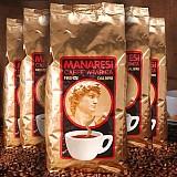 Manaresi Espresso Miscela Oro, zrná 5x1kg