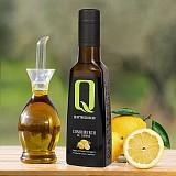 Citrónový olivový olej Bio Frantoio Quattrociocchi Limone Olio