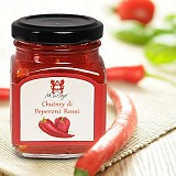 Paprikové chutney - pikantní