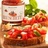 Bruschetta z čerstvých rajčat