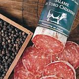 Buvolí salám z toskánského býka