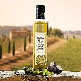 Lanýžový olej - s černým lanýžem z Toskánska